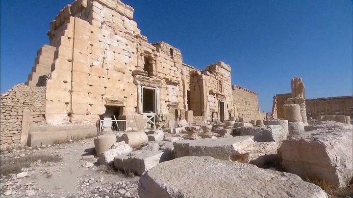 Восстановлением древней Пальмиры займутся российские специалисты