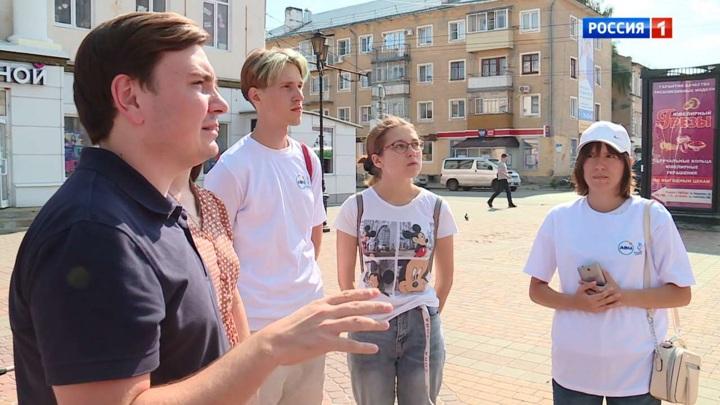 Волонтеры культуры помогут сохранить исторические здания Тамбова