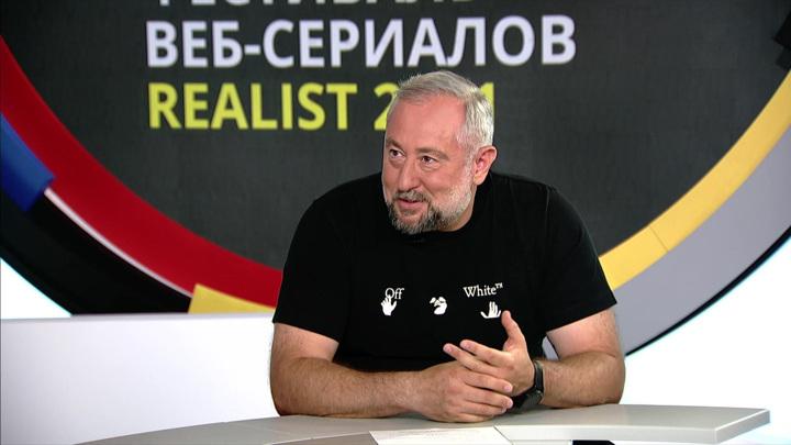 """Основатель """"Реалист веб-фест"""" Антон Калинкин о развитии веб-индустрии"""