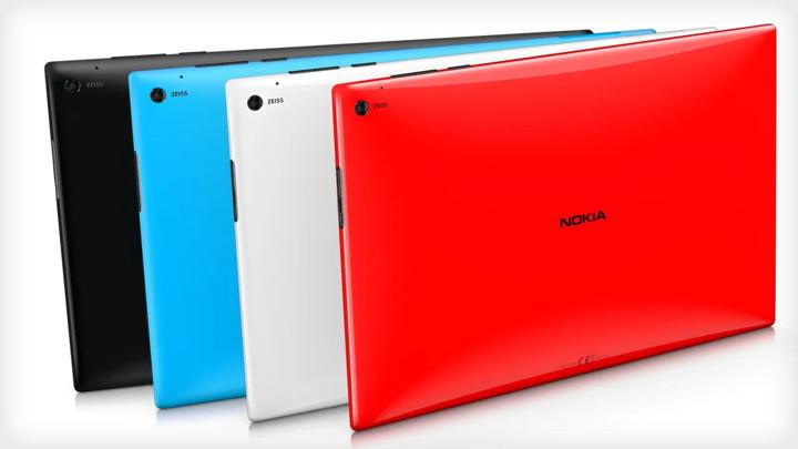 Nokia готовит к выпуску в России планшет