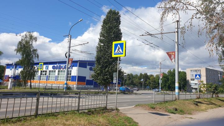 Школьные маршруты приводят в порядок в Ульяновске