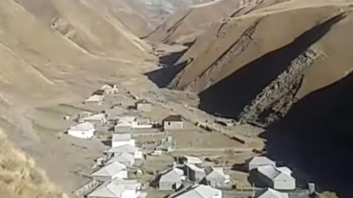 Селевой поток в Дагестане повредил шесть жилых домов