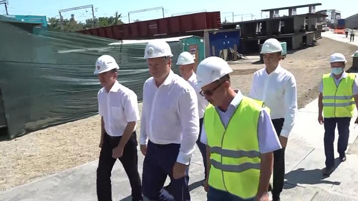 Новый мост на Кубани сдадут на год раньше