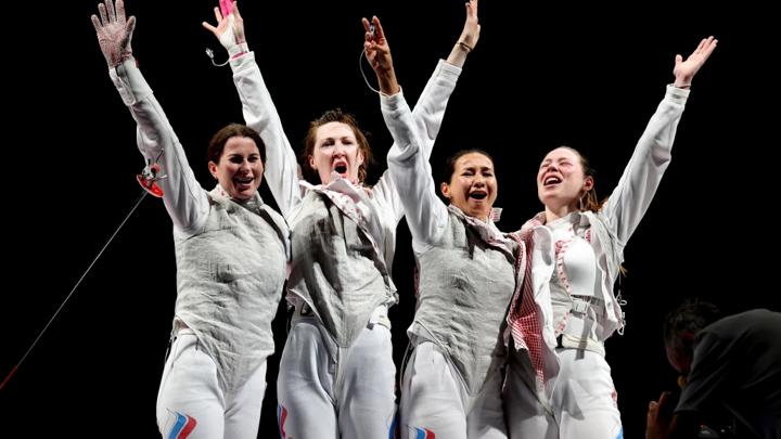 Экватор Олимпиады: у россиян шансы в фехтовании, плавании и теннисе