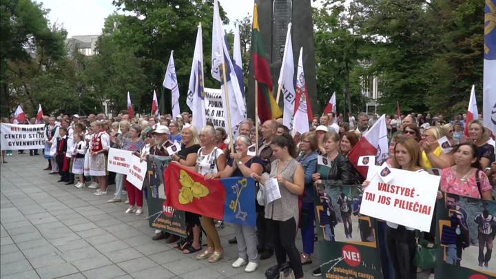 Литовские бунты: расследование