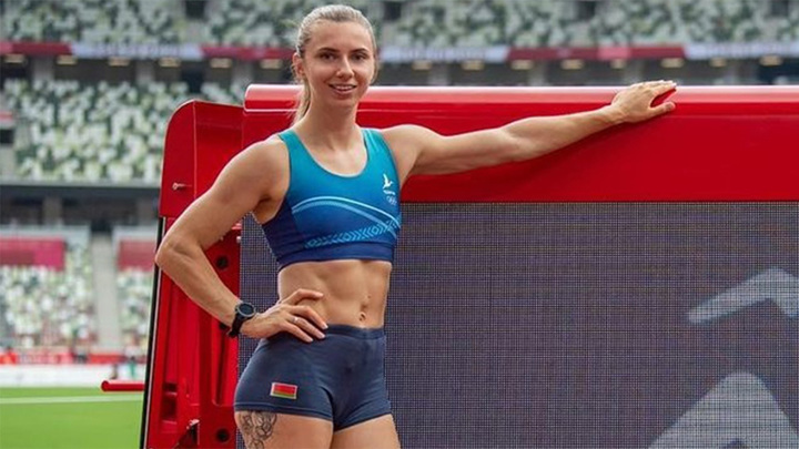 CAS отклонил запрос белоруски Тимановской о ее допуске к Олимпиаде