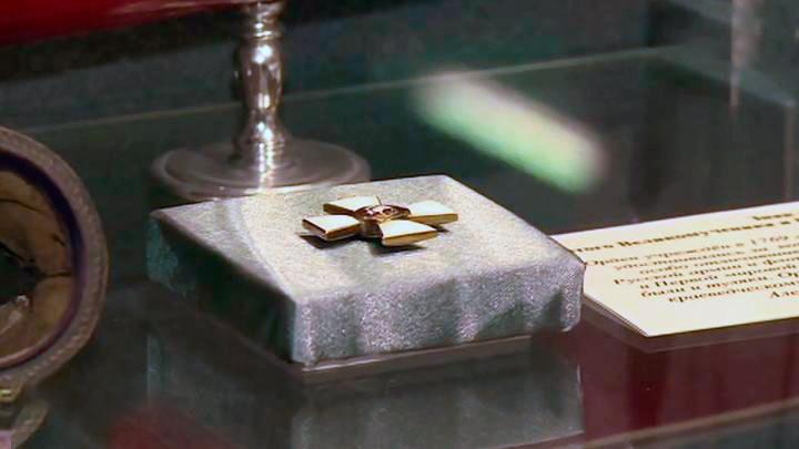 В Тульском краеведческом музее выставлен уникальный экспонат