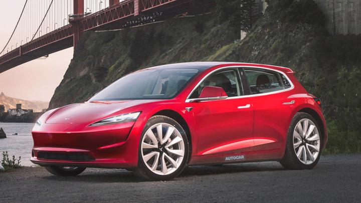 Model 2: собран первый экземпляр самой дешевой Tesla