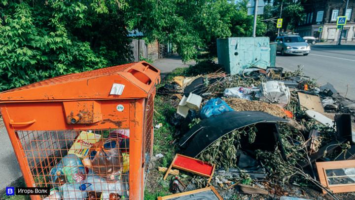 В Томске к 2024 году планируют построить мусоросортировочный завод