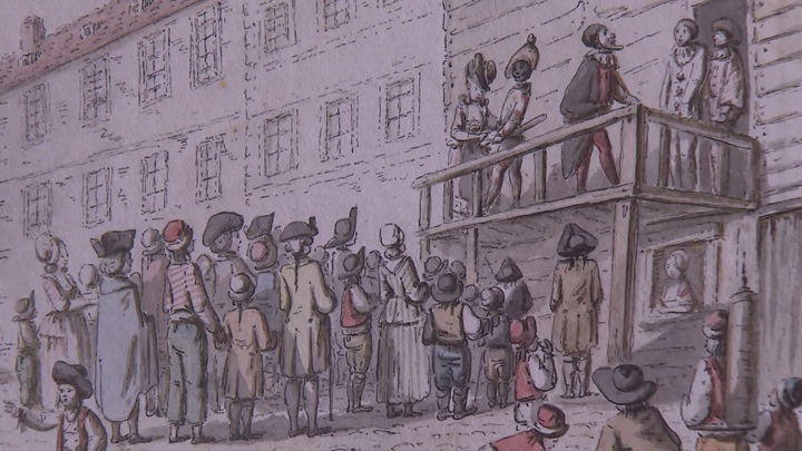 """Выставка графики XVIII века открылась в музее-заповеднике """"Царицыно"""""""