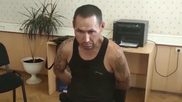 Место убийства пяти человек в Хакасии сняли на видео