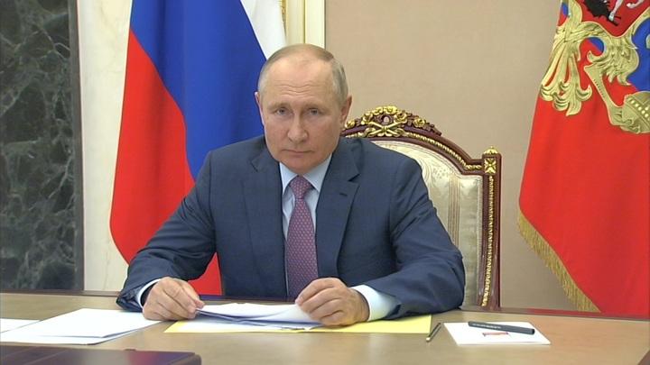 Путин: все устали от темы коронавируса, но мы должны реагировать на ситуацию