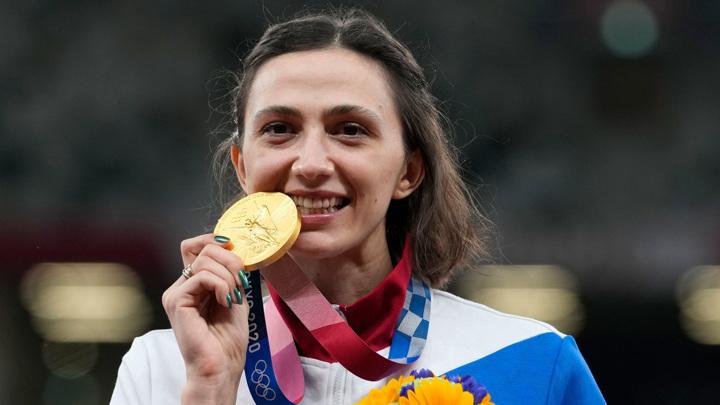 Ласицкене: никакие заявления не изменят мое отношение к украинским атлетам