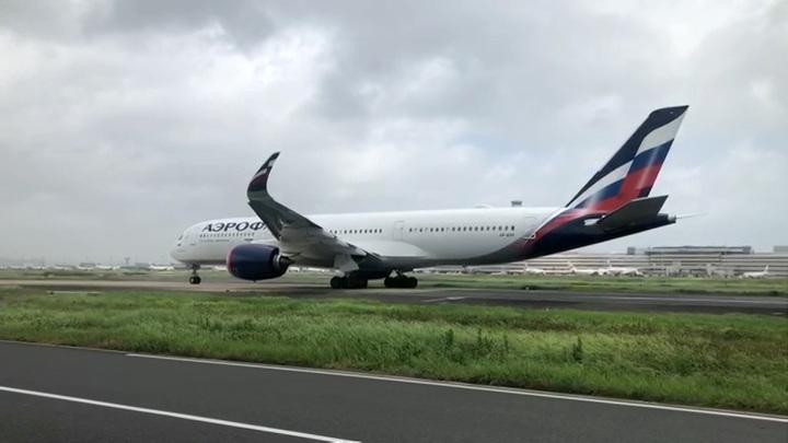 Самолет с российскими паралимпийцами вылетел из Токио в Москву