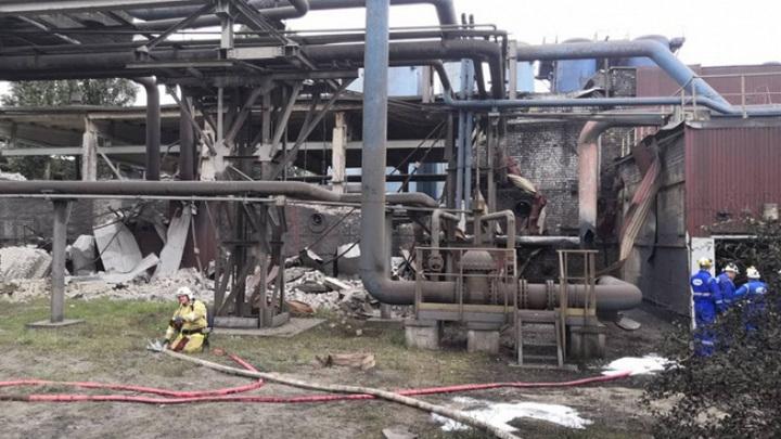 Источник сообщил о втором взрыве на территории НЛМК