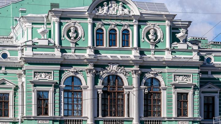 В Петербурге в ноябре после ремонта откроется БДТ имени Товстоногова