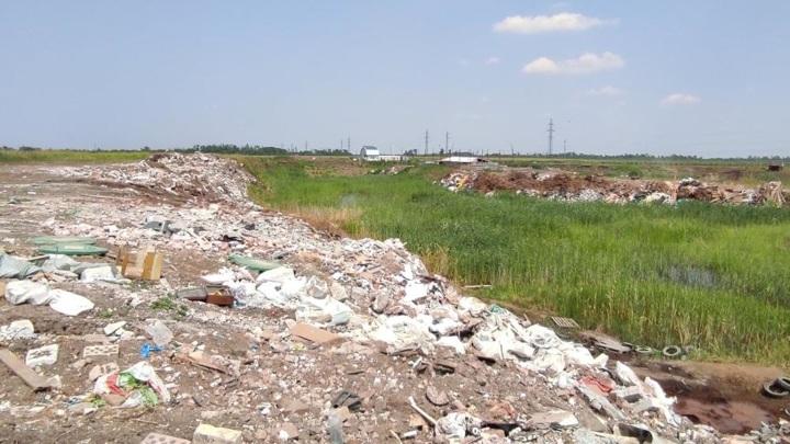 Около 300 незаконных свалок уничтожили в Краснодаре за 7 месяцев