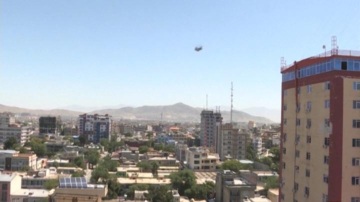 """""""Талибан"""" намерен принять власть не от нынешнего президента"""