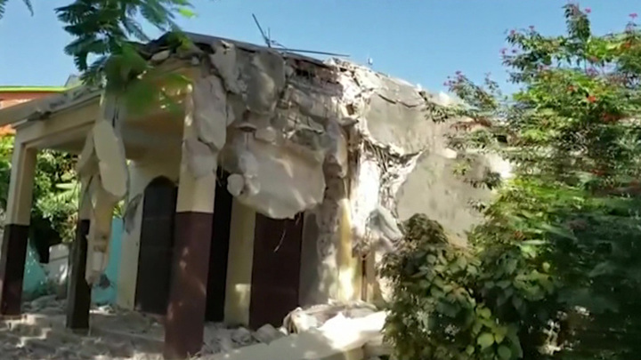 Землетрясение на Гаити: число жертв увеличилось до 2189