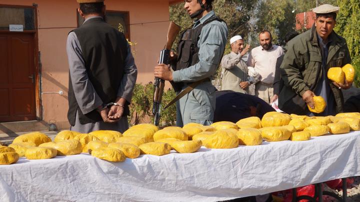 ШОС заблокирует терроризм и наркотрафик из Афганистана