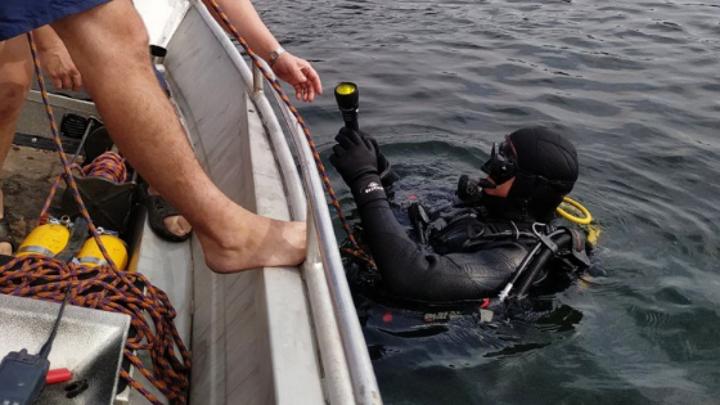 В Ивановской области водолазы подняли со дна озера тело мужчины