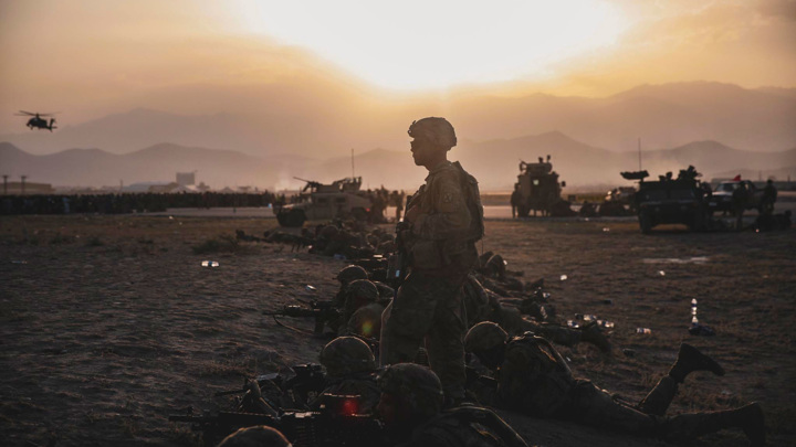СМИ: США уничтожили мирного афганца, приняв его за террориста