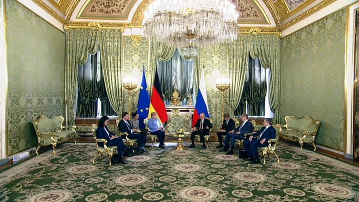 Россия исчерпала свой лимит на революции, подчеркнул президент