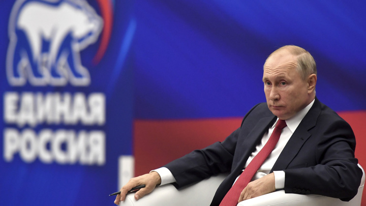 Путин призвал подготовить и оформить предложения по развитию Сибири