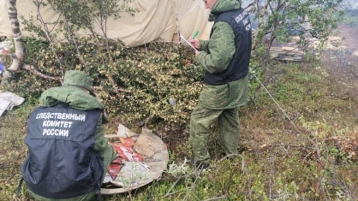 В Мурманской области СК начал проверку после обнаружения останков погибшего во время ВОВ пилота