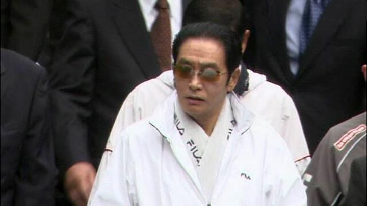 В Японии повесят 74-летнего главаря группировки якудза