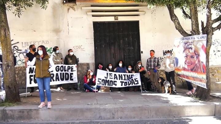 В Боливии заключенные взбунтовались против привилегий экс-президента страны