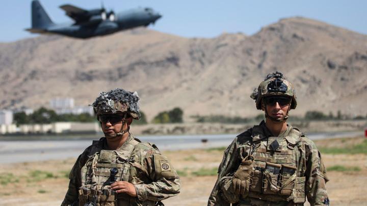 Удар США в Афганистане: подробности