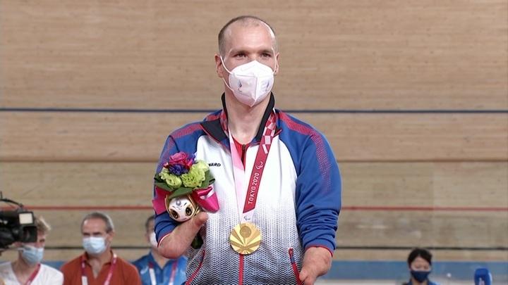 Золото мечты: как пришел к победе паралимпиец, работавший курьером