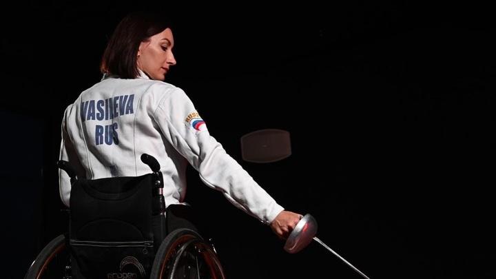 Еще одна бронза: россиянка Васильева стала призером Паралимпиады