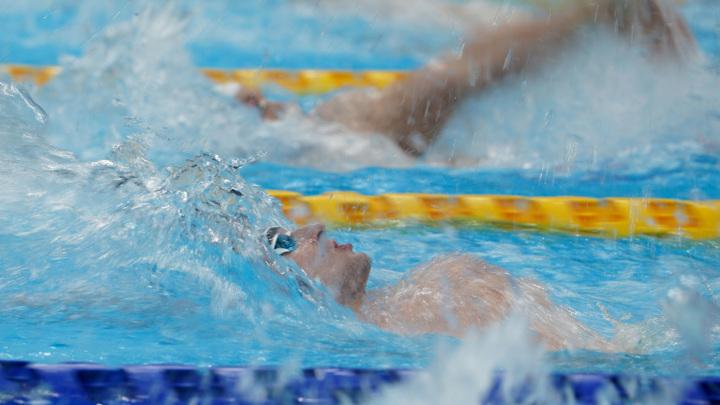Пловец Богдан Мозговой выиграл золото Паралимпиады