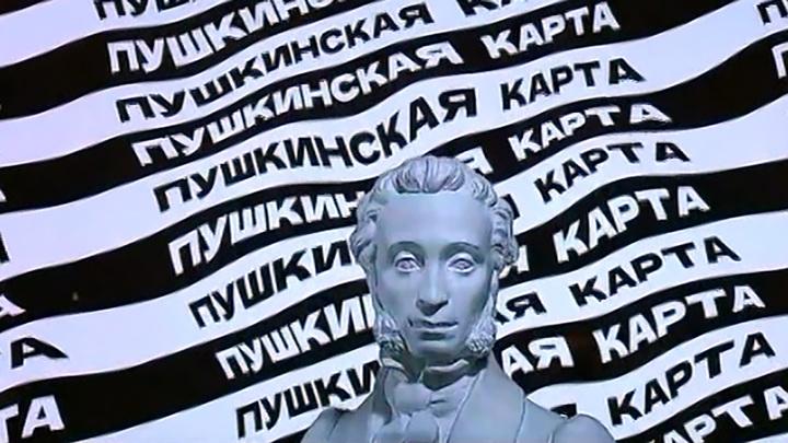 """На портале госуслуг открывается регистрация для получения """"Пушкинской карты"""""""