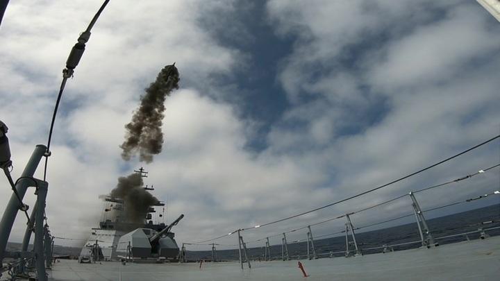 Корветы ТОФ успешно выполнили ракетные стрельбы в Японском море