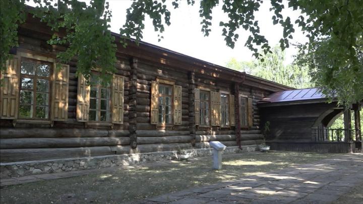В музее-усадьбе Сергея Аксакова проводятся ремонтные работы