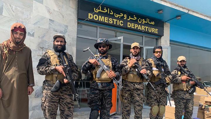Военные предупреждают о риске прорыва террористов из Афганистана