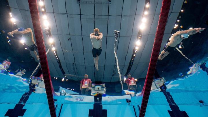 Пловец Жданов выиграл третье золото Паралимпиады в Токио