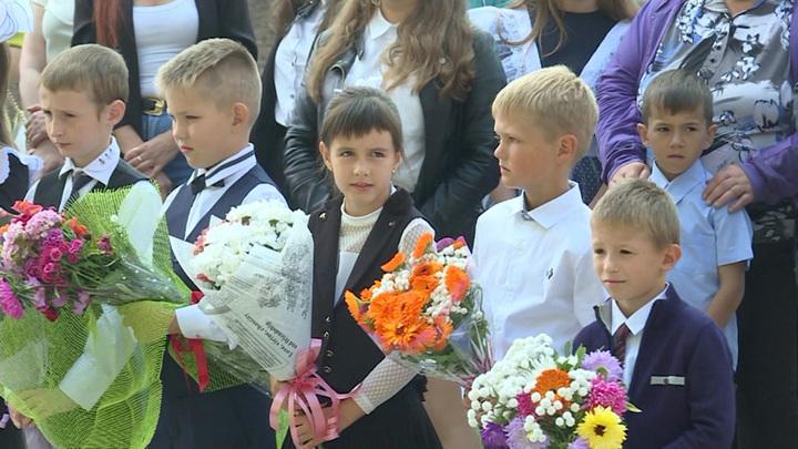 Новый учебный год в России начнется в очном формате