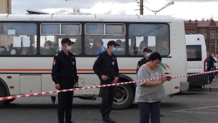 В Чите по факту ДТП на вокзале полиция возбудила уголовное дело