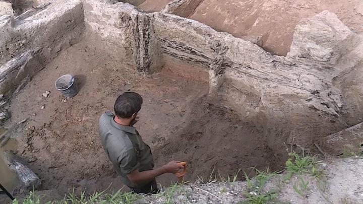 Археологи обнаружили следы средневековой крепости в Нижегородской области
