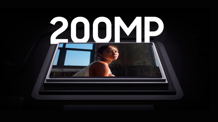 Samsung представила датчик ISOCELL HP1 для 200-МП камер