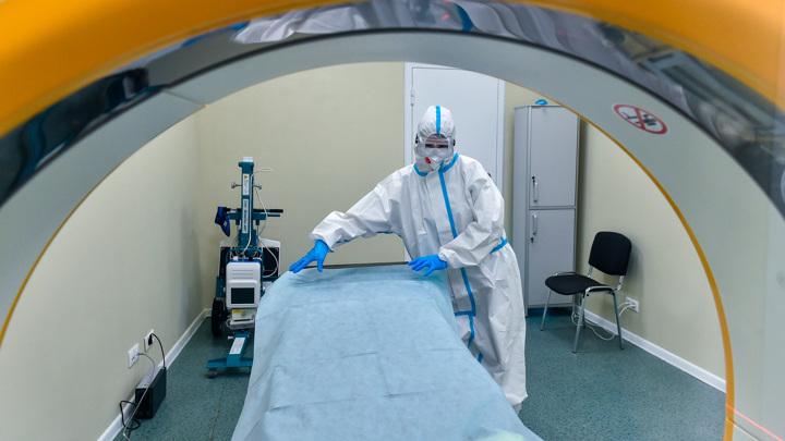 Ковид в России: 19 744 заразились, 778 умерли