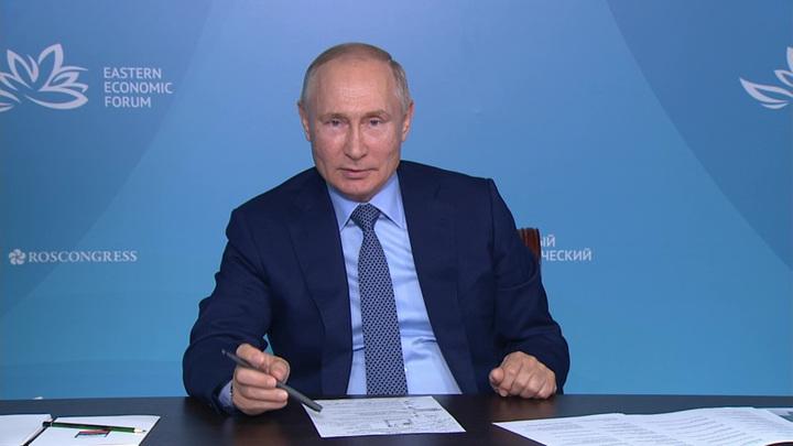 Путин предложил подумать над увеличением туристического кешбэка для ДФО