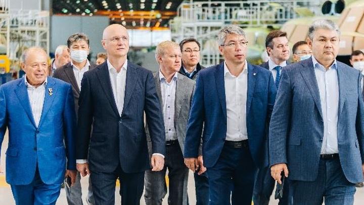 Казахстан и У-УАЗ договорились о развитии совместной кооперации