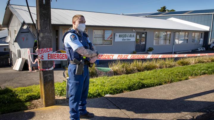 Террорист из оклендского супермаркета привлекался за экстремизм