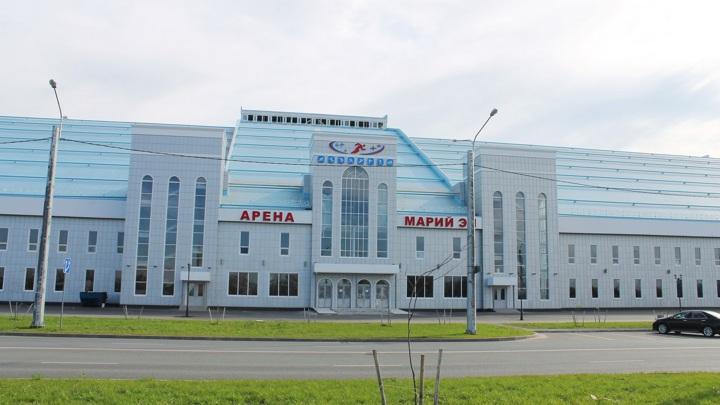 """""""Арена Марий Эл"""" номинирована на премию """"Живу спортом"""""""