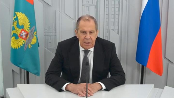 """Лавров заявил о запуске """"Северного потока-2"""" через несколько дней"""